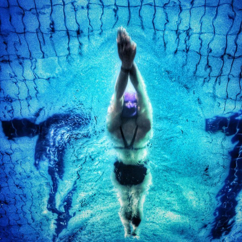 Lesiones en natación