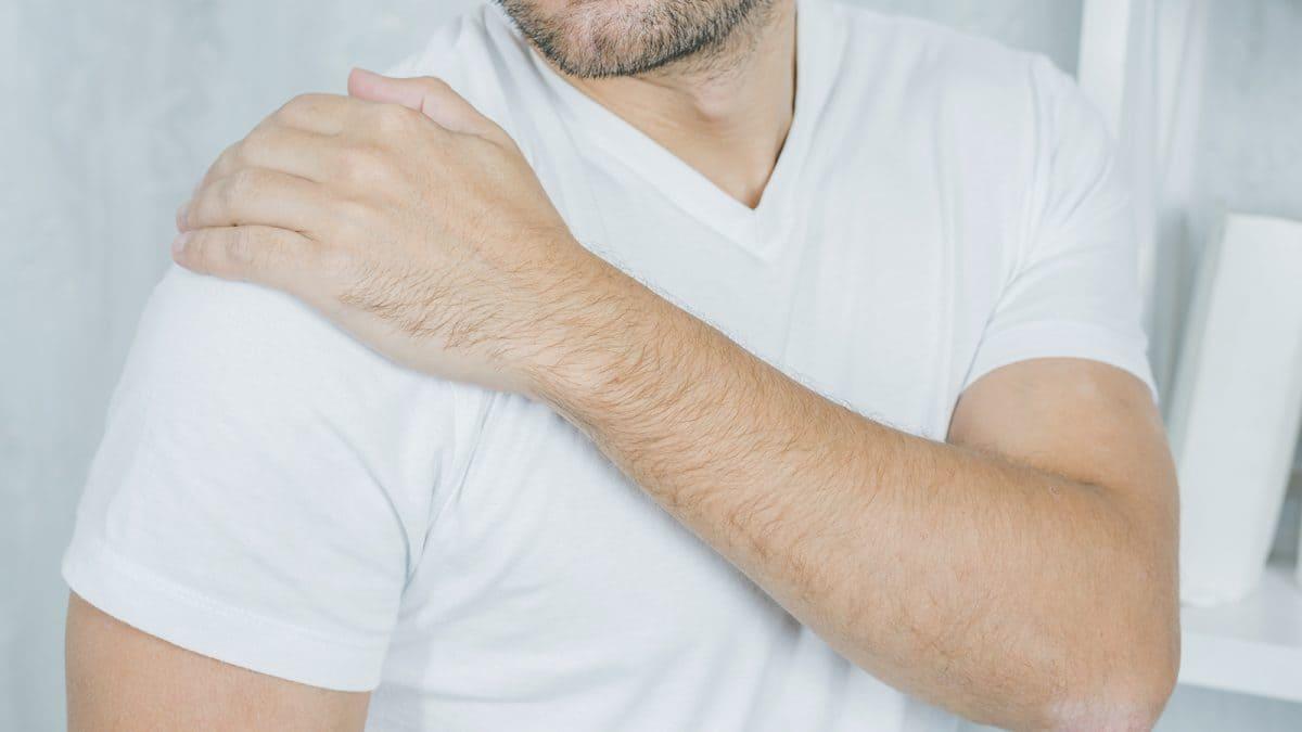 Tratamiento para el dolor de hombro