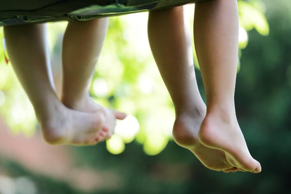 Por qué sufren dolores por el crecimiento los niños