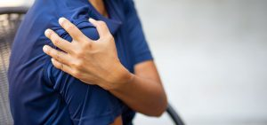 hidrodilatación de hombro.