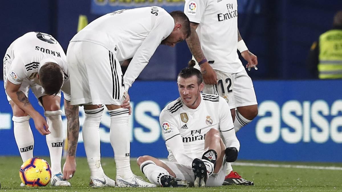 Principales lesiones en el fútbol