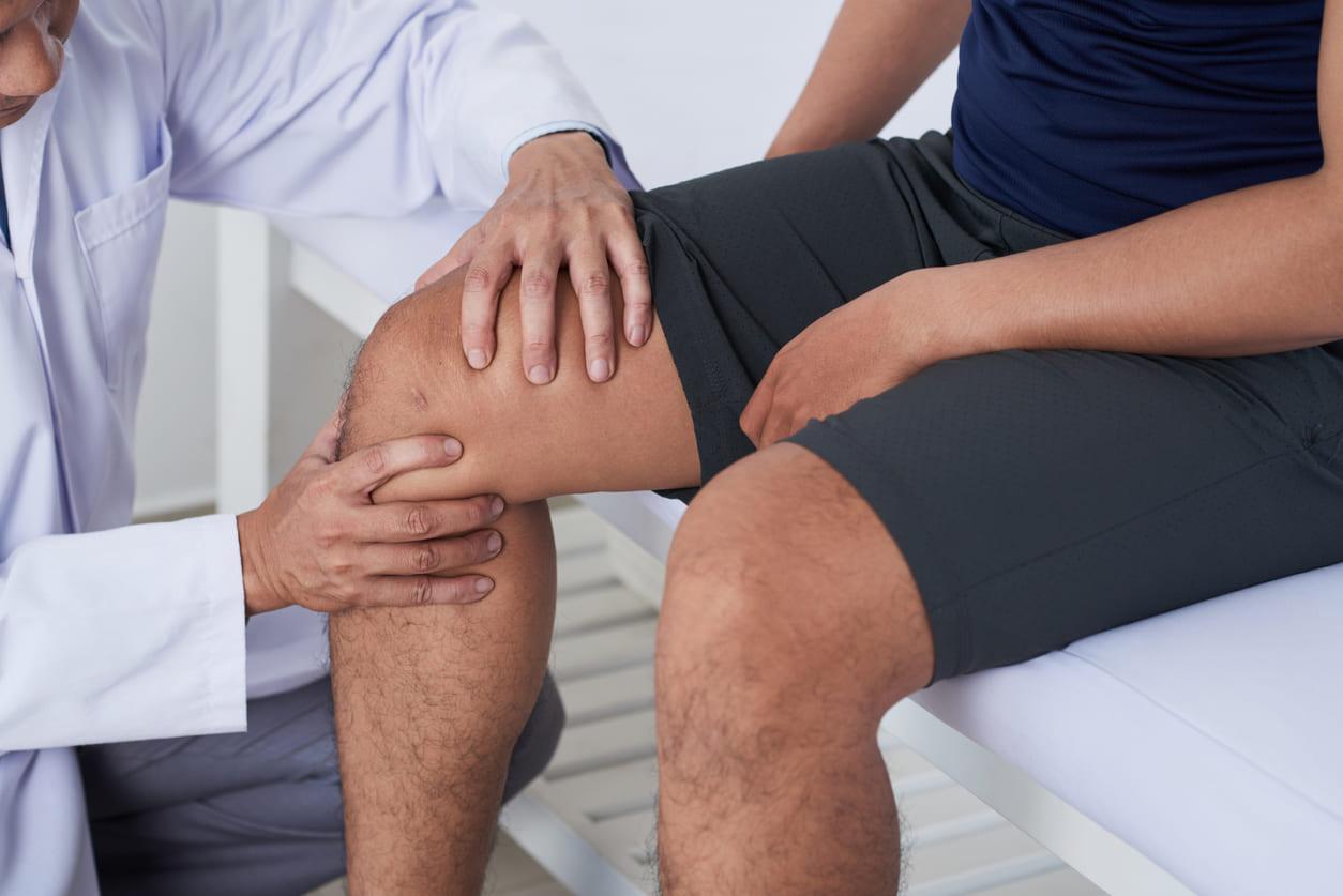 Qué es la pentada de rodilla
