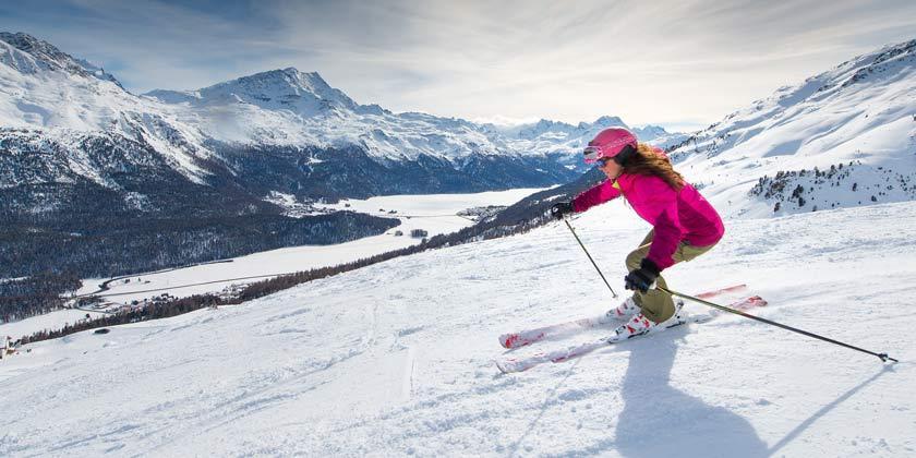 pulgar del esquiador